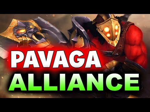 ALLIANCE vs PAVAGA - GRAND FINAL - LOOT.BET Winter Masters DOTA 2