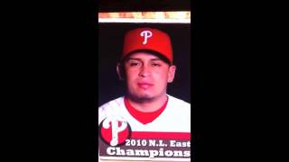 Carlos Ruiz: My Nickname is Chooch
