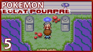 Pokémon Version Eclat Pourpre - Ep 5 : L'arène impossible...