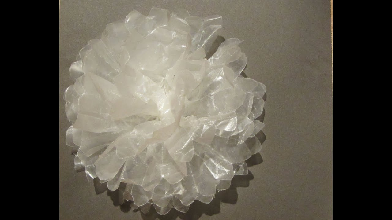Wax paper flowers image collections flower decoration ideas wax paper flowers mightylinksfo