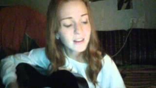 горный цветок (на гитаре)