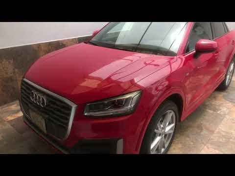 Audi Q2 2018. Cuando la apariencia es más importante que la función.