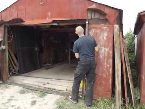 Изготовление и монтаж гаражных ворот в Ленинградской области , г Волосово .