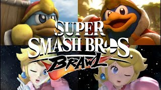 What if Smash Ultimate had Brawl's Intro?? (Recreation)