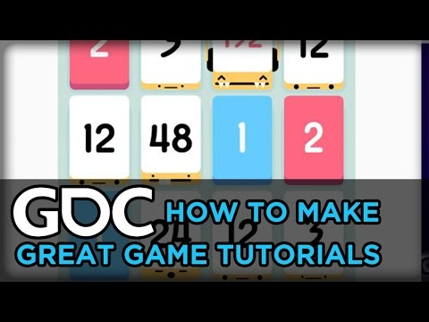 How to Make Great Game Tutorials