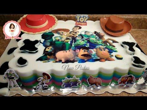 Gelatina Infantil De Toy Story Fiesta O Cumpleaños Youtube
