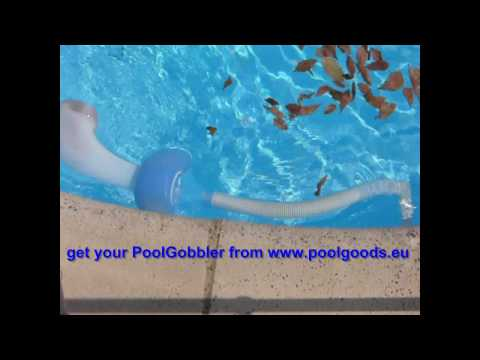 Thumbnail: PoolGobbler Pro removes all floating debris from your pool surface