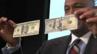 Benjamin Franklin gets 3-D Facelift