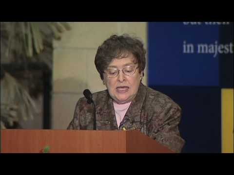 Burke Lecture: An Ecological Inquiry - Jesus and the Cosmos