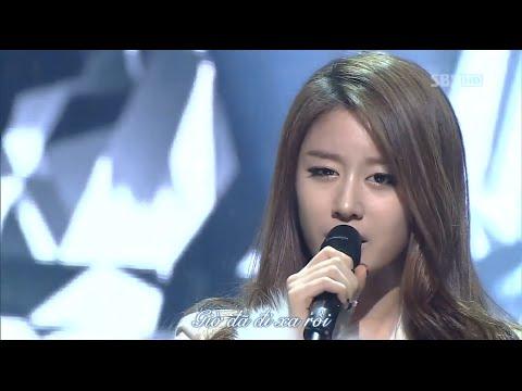 [Vietsub] We Were In Love _ T-ara & Davichi @ 120129 SBS Inkigayo