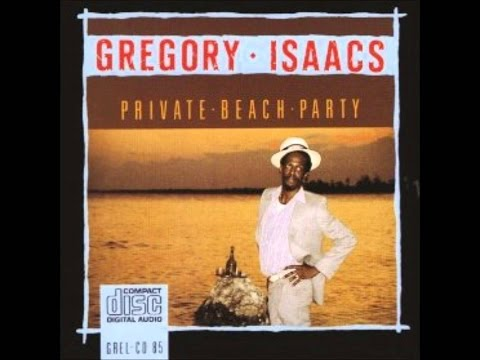 Gregory Isaacs - Private Beach Party (Full Album)