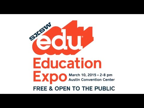 SXSWedu Education Expo 2015