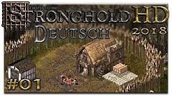 Ein perfektes Spiel | #01 | Let's Play Stronghold HD | [HD] | Deutsch