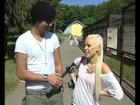 Kerli TV3 Interview Estonian [Subtitles]