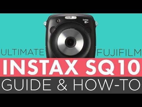 Ultimate Fujifilm Instax Square SQ10 Guide