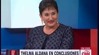 Entrevista Thelma Aldana CNN 2000 150519