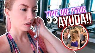 2 HOMBRES ME ACOSARON EN EL GYM! Día Difícil! 30 abril 2018
