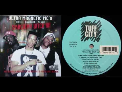 ULTRAMAGNETIC MC's - Smack My Bitch Up / full LP - Unreleased 1989 to 1992