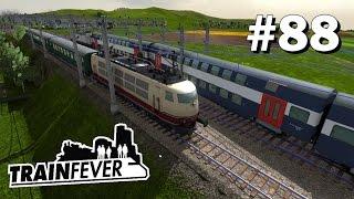 TRAIN FEVER #88: Vectron BR 193 und LKAB-Lok [Gameplay][Deutsch][1440p]