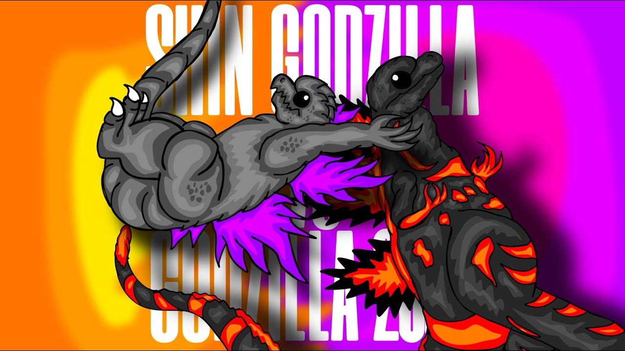 Shin Godzilla vs Godzilla 2000 - YouTube