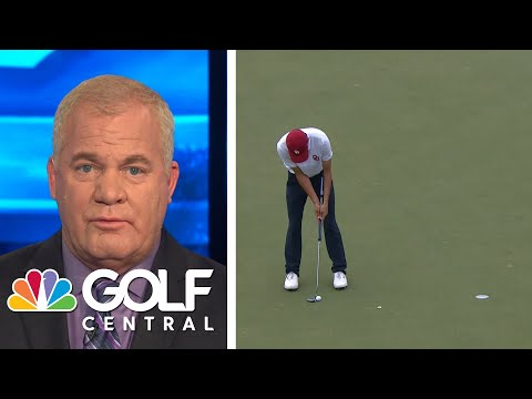 Highlights, analysis from 2020 East Lake Cup men's, women's individual   Golf Central   Golf Channel