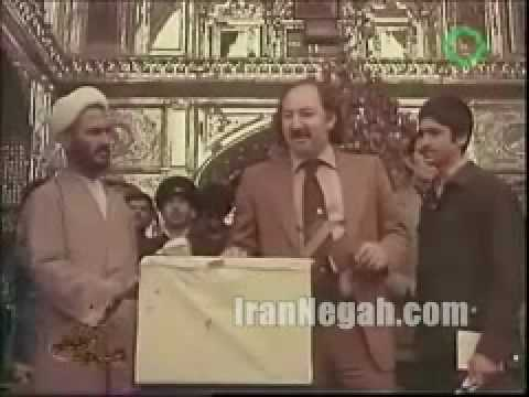 Footage of the 1979 referendum of the Islamic Republic of Iran