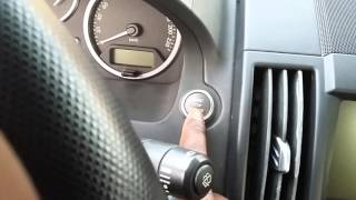 How to reset service indicator on Freelander 2/LR2 2008 Model(This service indicator reset process is done only after an oil change service. The reset process does reset for DIST (Distance) and DATE (Duration). Resetting ..., 2016-02-27T20:24:47.000Z)