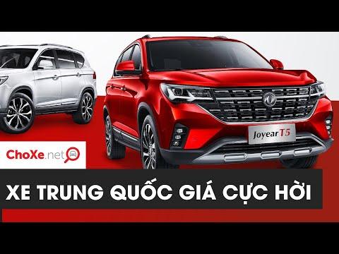 Giá xe Trung Quốc DONGFENG: T5, CM7, M3 mới nhất cực rẻ | ChoXe.net