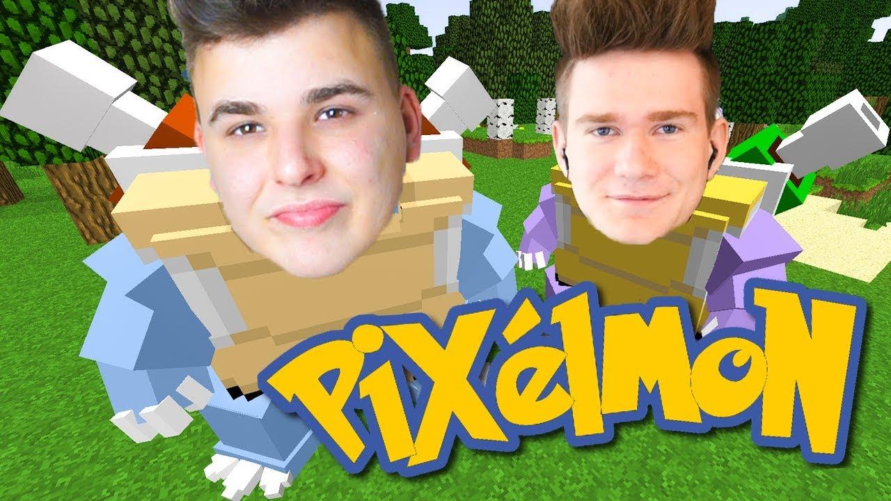 JAK NIE GRAĆ W PIXELMON XD!!! – Minecraft Pokemon #10