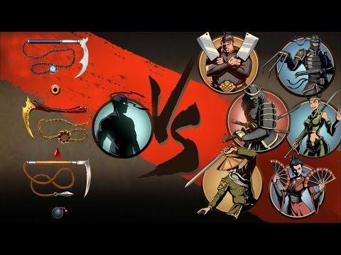shadow fight 2 blood reaper hack