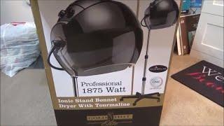 Gold N Hot Elite Hair Dryer Unboxing