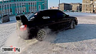 видео Тюнинг Subaru WRX STi. Проект Time Attack