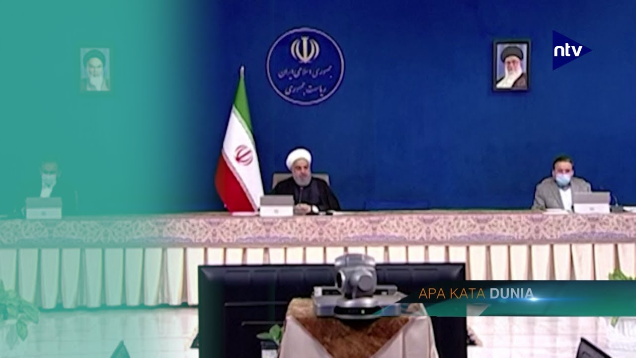 Presiden Iran:'Trump Pendendam dan Kriminal