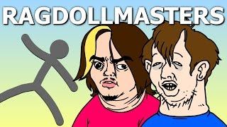 Oney Plays With Pals - RAGDOLL MASTERS - With Egoraptor