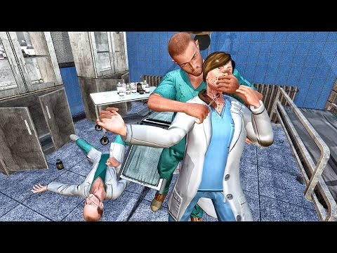 Mental Hospital Escape (by Nation Games 3D) Android Gameplay [HD]