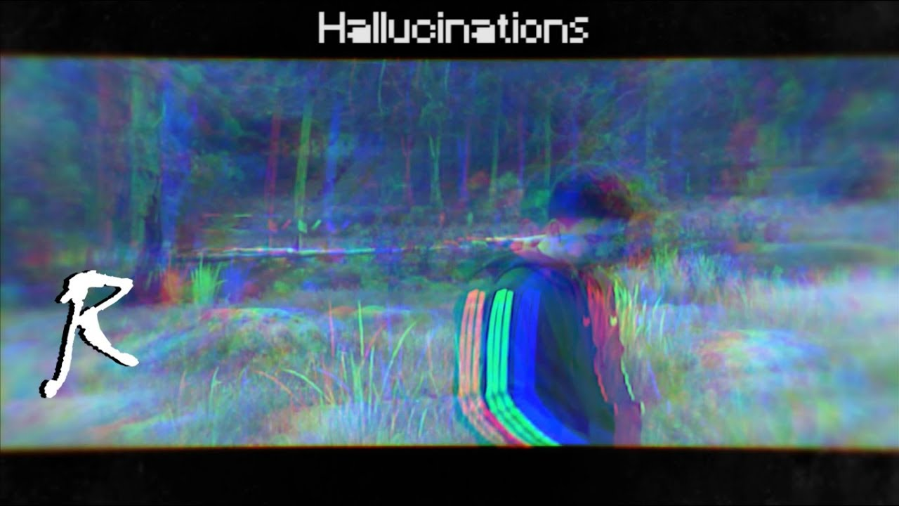 Adrian SZ - Hallucinations (Official Lyric Video) #1