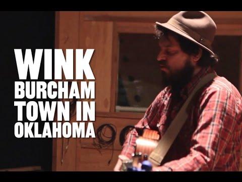 This Land Presents:  Wink Burcham -