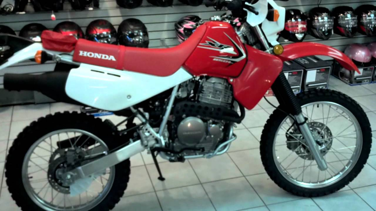2012 Honda XR 650L - YouTube
