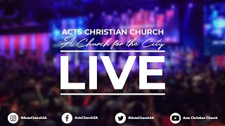 Join us live for a worship experience at Acts Christian Church