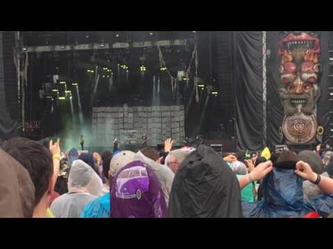 Disturbed - Down With The Sickness Live Download Festival 11/06/16