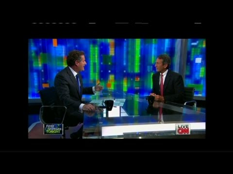 Piers Morgan Tonight - Former Gov. Mark Sanford on his affair