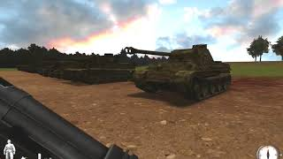 Red orchestra ostfront 41-45 map Prohorovka Tank Battle