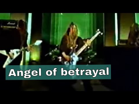 Spiritual beggars - Angel of betrayal