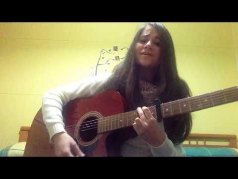 Habibi/حبيبي - Guitar cover - Ziad Bourji - by Melissa Gharibeh