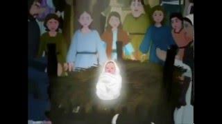 Fedeli su venite - canzone di natale per bambini