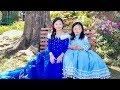 Frozen ELSA and ANNA Kids Makeover