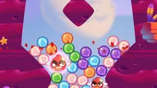 Angry Birds Dream Blast Level 58 💣 (by match3news.com)