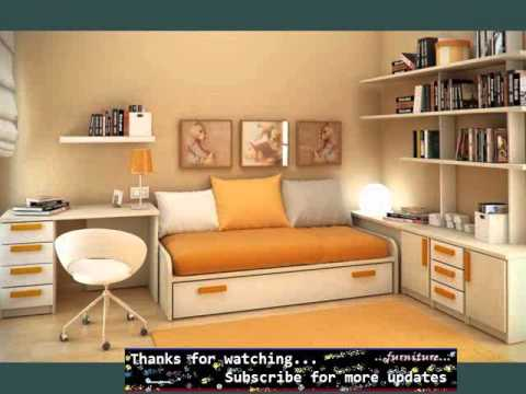 Furniture for small spaces bedroom collection of furniture romance youtube - Furnitures for small spaces collection ...