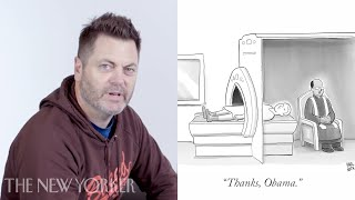 Nick Offerman Enters The New Yorker Caption Contest | The New Yorker