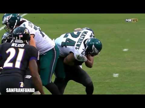 Ryan Matthews vs Ravens (NFL Week 15 - 2016) - 128 Yards + TD! | NFL Highlights HD